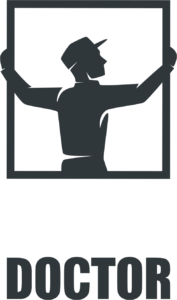 Door Doctor Logo white