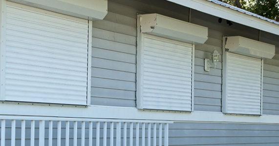 Hurricane Shutters Repair and Installation in Miami